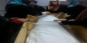 Trabzon'da Cenaze Hizmetleri Kursuna Bayan İlgisi