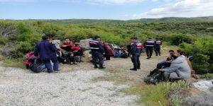 Çanakkale'de 64 Mülteci Yakalandı