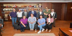 """Başkan Çetin: """"Başarıyı Örgütümüzle Yakaladık"""""""