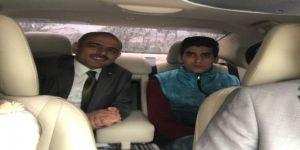 Belediye Başkanı Engelli Gencin Hayalini Yerine Getirdi