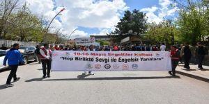 Muş'ta 'Engelliler Haftası' Etkinliği