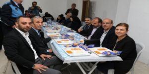 Başkan Köse Vatandaşlarla Birlikte İftar Yaptı