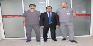 Alaşehir'de De Hastanenin Yoğun Bakım Yatak Sayısı Arttı