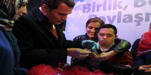 Zeytinburnu'nda Engelli Aileleri İftarda Buluştu