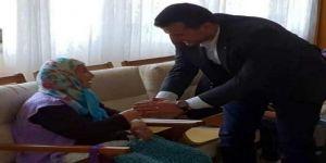 """Aydın Mhp; """"Her Türk Annesi Bir Dua, Bir Bağlanış Ve Bir Sabırdır"""""""