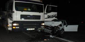İzmir Çevre Yolunda Trafik Kazası: 1 Ölü