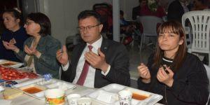 Alaşehirli Engellilerden Başkan Öküzcüoğlu'na İftar Daveti