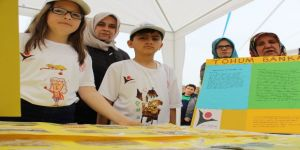 Kelesli Çocuklar Tübitak'la Önce Öğrendi Sonra Da Öğretti