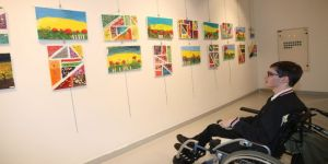 Engelliler Farklı Renklerde Buluştu