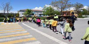 Arguvan'da Trafik Haftası Etkinliği