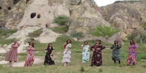 Kapadokya Tanıtım Ve Reklam Filmlerinin Çekim Alanı Oldu