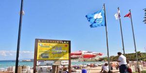 Mavi bayraklı plajları açıklandı
