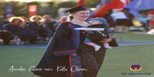 TED Üniversitesi Anneler Günü'nü kutladı