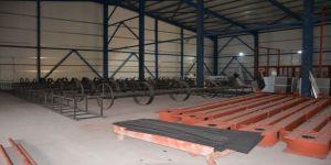 Organik fındık fabrikası kuruluyor