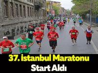 37. İstanbul Maratonu