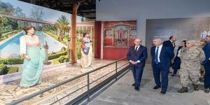 Bakan Yardımcısı Ersoy ile Orgeneral Çetin'in Adana ziyareti