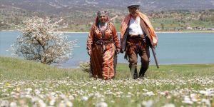 Yörük çiftin kültürlerini yaşatma çabası