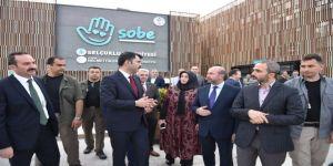 Bakan Kurum: SOBE Türkiye'de uygulanan en güzel sosyal sorumluluk projelerinden birisidir