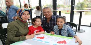 Mezitli Belediyesi'nden 'Anneler Günü' etkinliği