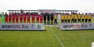 Ümraniyespor: 1 - İstanbulspor: 3