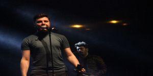 Ekin Uzunlar, Samsun'da konser verdi