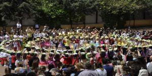 Gkv'de Çocuk Karnavalı Coşkusu