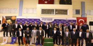 AK Parti teşkilatı iftarda bir araya geldi