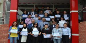 Salihli'de 'Proje Döngüsü' Eğitimi Tamamlandı