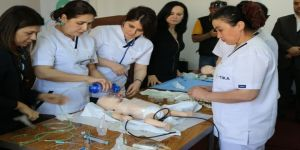 Tika Desteğiyle Yenidoğan Sağlığı Alanında Türkiye'nin Deneyimleri, Tacikistan'a Aktarılıyor
