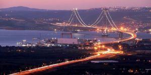 Osmangazi Köprüsü'nün 15 aylık hasılatı