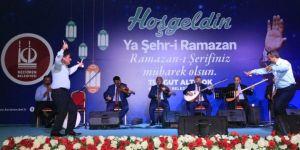 Keçiören, Ramazan etkinliklerinde coşkulu türkü şöleni
