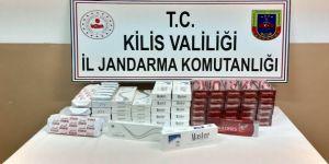 Kilis'te Kaçak Sigara Operasyonu