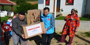 Türkiye, Kuzey Makedonya Yörüklerini sevindirdi