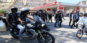 Diyarbakır'da 350 Polisle Narkotik Uygulaması