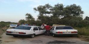 Kazadan Sonra Firar Eden Sürücüyü Yakalamak İçin Ekipler Çalışma Başlattı