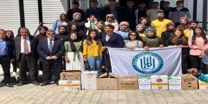 Adilcevaz Myo Öğrencilerinden Kitap Toplama Kampanyası