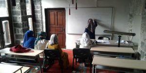 Sur Gençlerinin Eğitimine Destek Projesi sürüyor