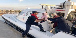 68 düzensiz göçmen yakalandı