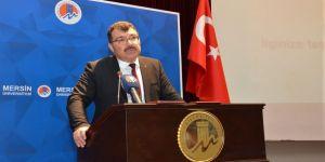 Meü'de 'Bilim Ve Tübitak Odaklı Yeni Süreçler' Konferansı