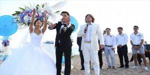 Düğün turizminde hedef yeni pazarlar