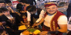 Söğüt esnafı bir araya gelip bin 200 kişiye iftar verdi