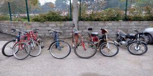 Uyanık Hırsız Çaldığı Bisikleti İnternetten Satış Yaparken Yakalandı