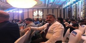 Türkiye'yi Temsil Eden Tek Belediye Başkanı Melikgazi Belediye Başkanı Dr. Mustafa Palancıoğlu, Akıllı Şehirler Toplantısında