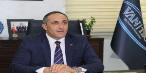 Ertürk: Van her zaman cazibe merkezi olmuştur