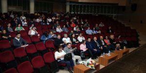 Trakya Üniversitesinden keman ve piyano resitali