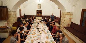 Mustafa Paşa'da her gün iftar
