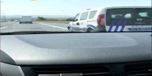 Trafikte Terör Estiren Maganda Yakalandı