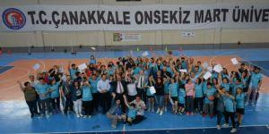 Engelli çocuklar hayata katıldı