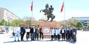34. Bölge Aksaray - Kırşehir Eczacılar Odası Yönetim Kurulu Üyesi Durukafa;
