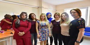 Yunusemre Belediyesi İle Meslek Sahibi Oluyorlar